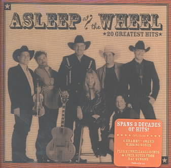 20 GREATEST HITS BY ASLEEP AT THE WHEEL (CD)
